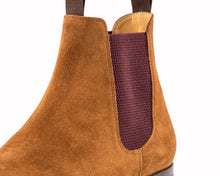 Load image into Gallery viewer, The Classic - Tan Chelsea Boot