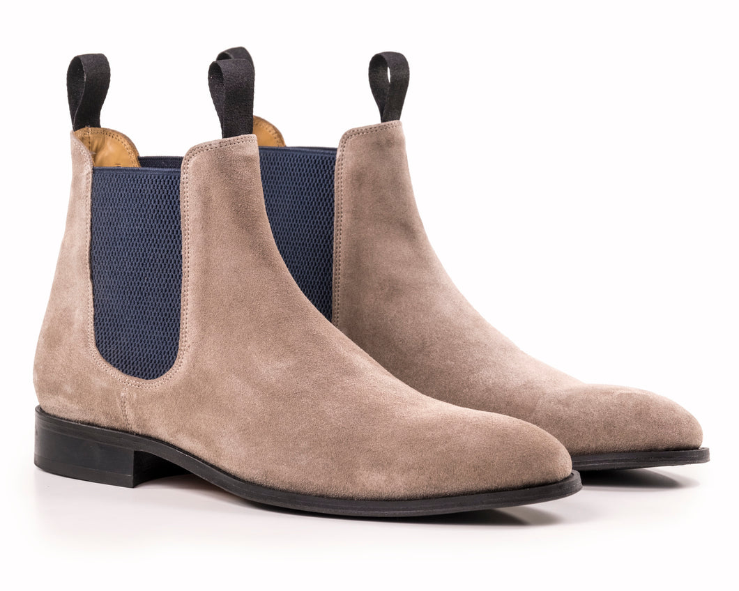 The Modern - Light Grey Chelsea Boot