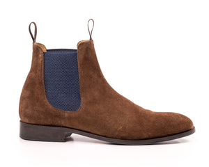 The Individual - Chocolate Chelsea Boot