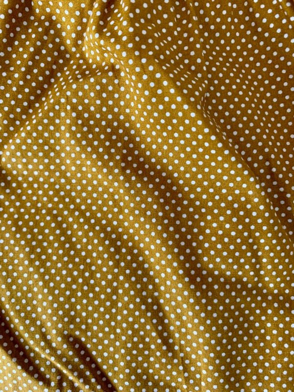 Golden Polka-Dot