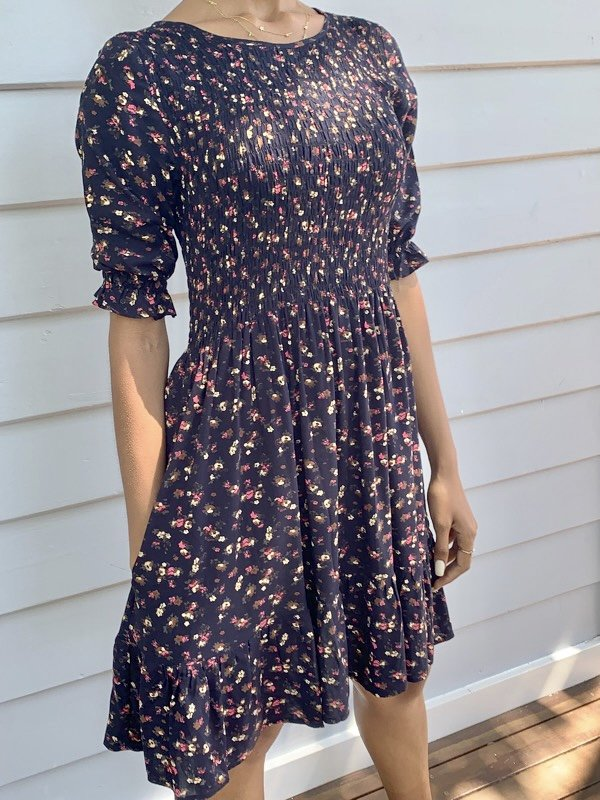 Darley Vintage Inspired Floral Dress-05
