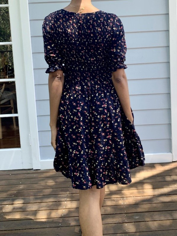 Darley Vintage Inspired Floral Dress-07