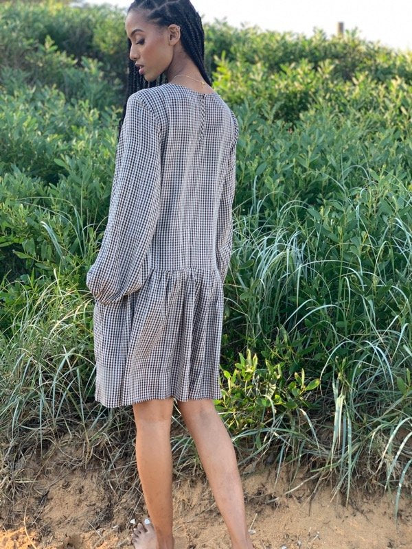 Ella Long Sleeve Dress-7