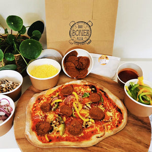 Pizza kit for 2 - From £7.50 per Pizza