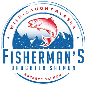Wild Caught Alaska Sockeye Salmon Filets