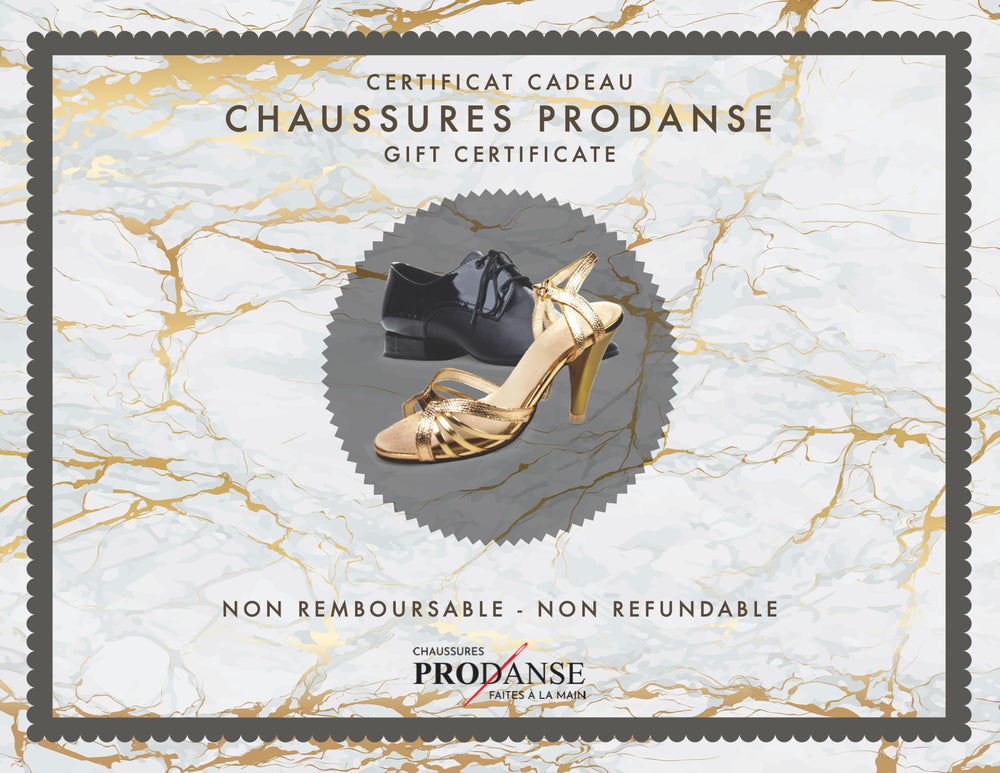 Load image into Gallery viewer, Chaussures Prodanse Gift Certificate