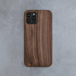 wooden iPhone 11 pro cover