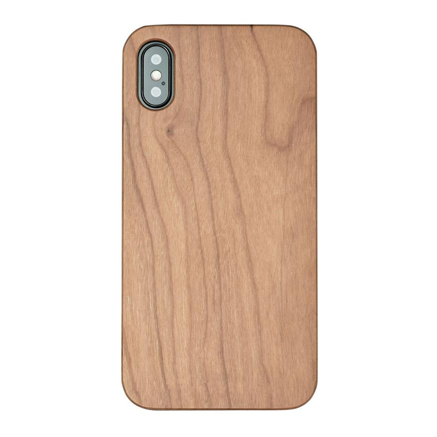 wooden iphone cover |--variant--|  iPhone X/Xs