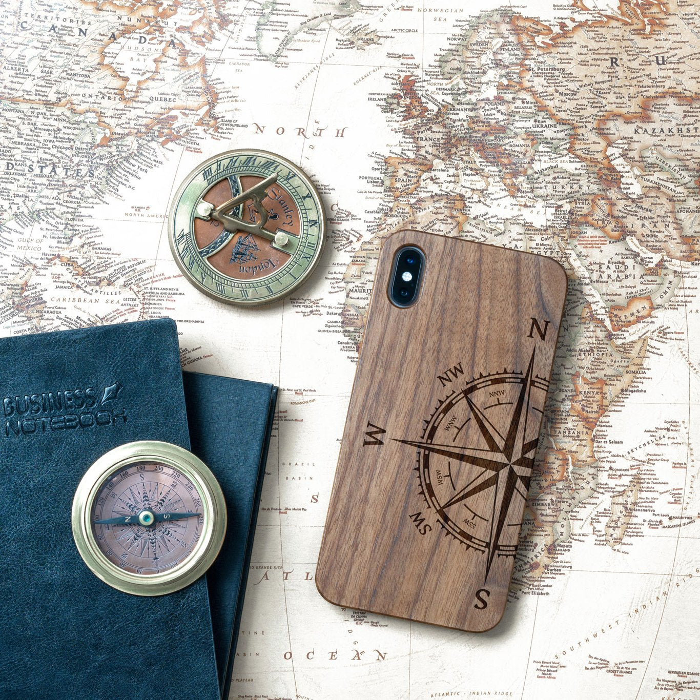 Travel iPhone Etui