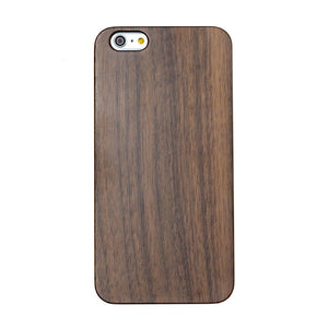 wooden iPhone 6+ case