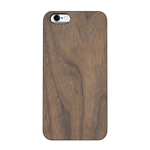wooden iPhone 6 case