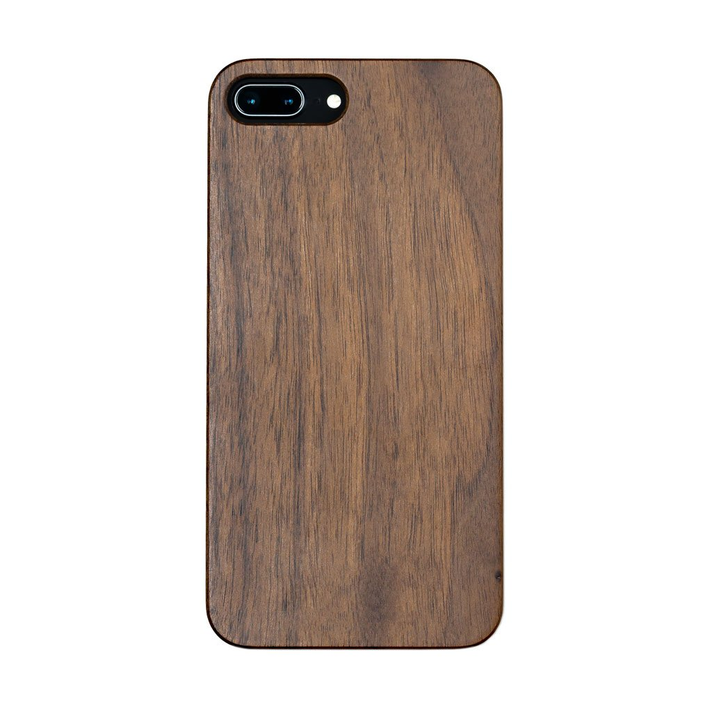 wooden iPhone 8+  case
