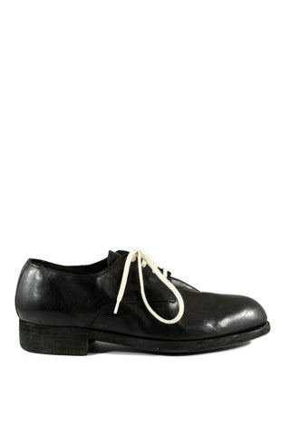 Black Vintage Ball Derbies 112 - GUIDI 1896