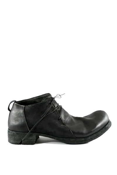 Black Object Dyed SHOE2