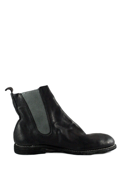 Black Chelsea Boots 96MS