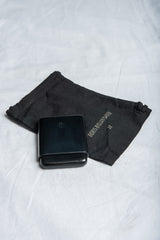 Boris Bidjan Saberi - Black Vegetable Tan Cow Leather CARDCASE 2