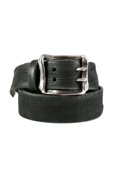 Polished Double Prong Wrap Buckle