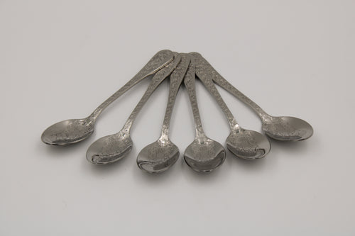 Solitaire Sweets Spoon Set