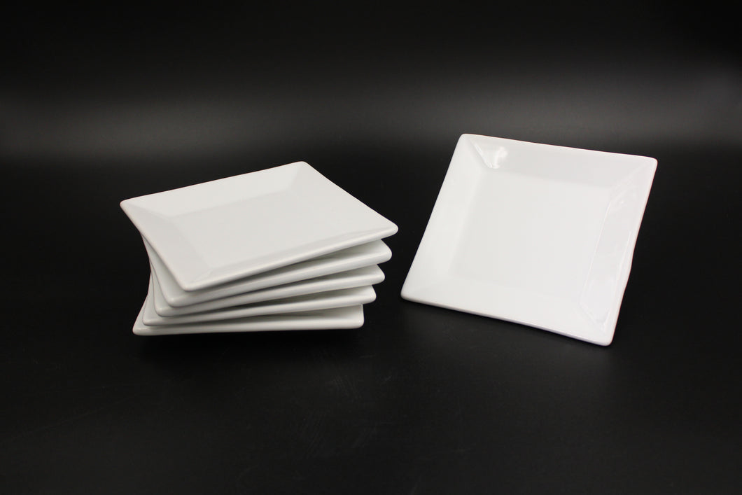 CERAMIC 6PCS Plates Set