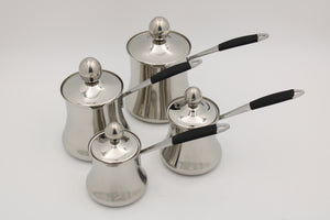 Coffee Kettle Set of 4