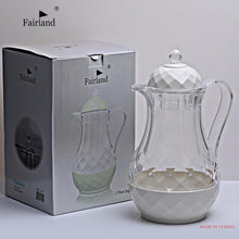 "Load image into Gallery viewer, Acrylic Jug "" Fairland Brand """