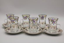 Load image into Gallery viewer, PORCELAIN AND GLASS TAE 12 PCS SET