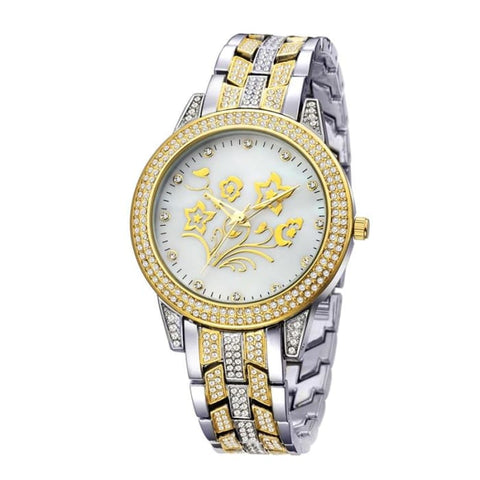 BELBI Jewelry Ladies Wrist Watches Top Luxury Elegant Diamond Women Wristwatches Waterproof Quartz Battery Clock Female Brand