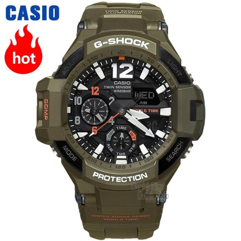 Casio Watch men g shock top luxury set Waterproof Sport quartz men watch pilot watchs LED relogio digital Watch Military Clock