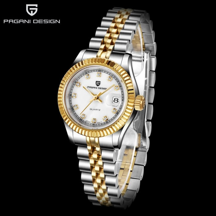 Reloj Mujer Women Watches PAGANI DESIGN High-End Luxury Fashion Sports Ladies Dress Waterproof Quartz Watch Relogio Feminino+Box
