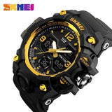 SKMEI Top Luxury Military Army Camo Sports Watches Men Quartz Digital Waterproof Sport Watch Male relogios masculino Wristwatch