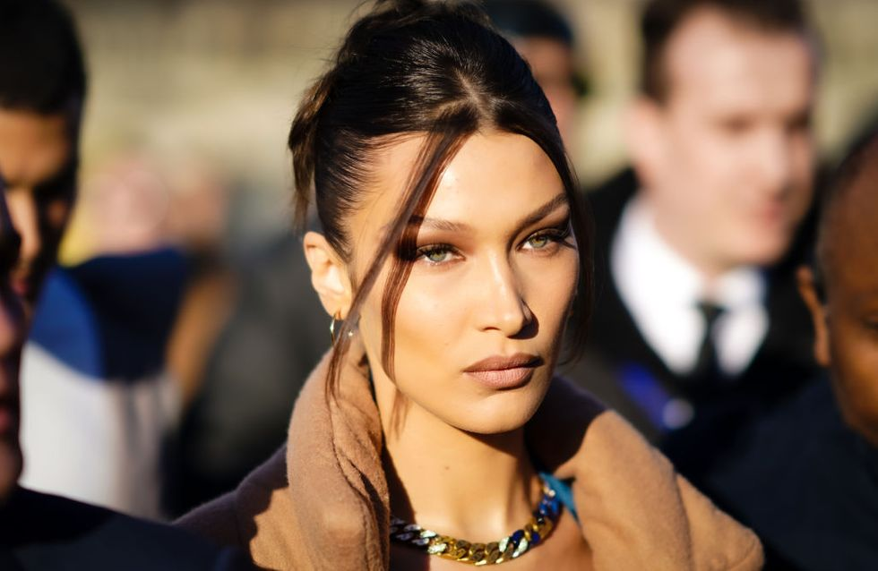 Bella Hadid Maquillage