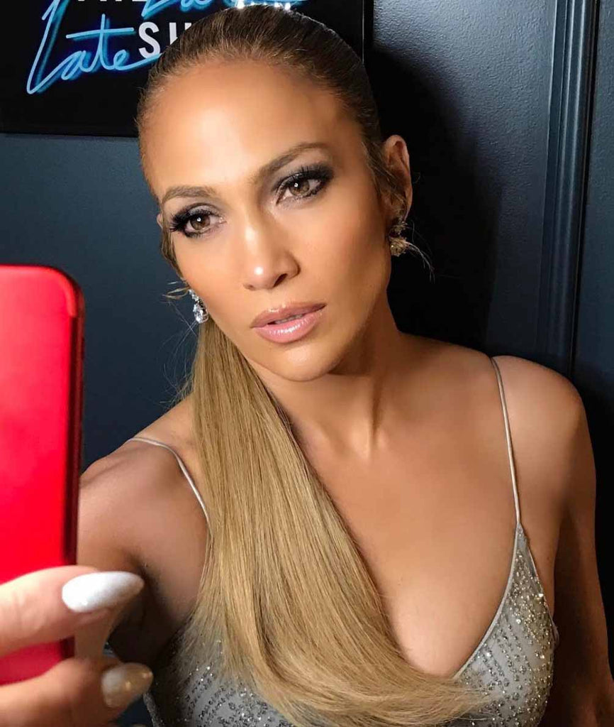 Maquillage Jennifer Lopez