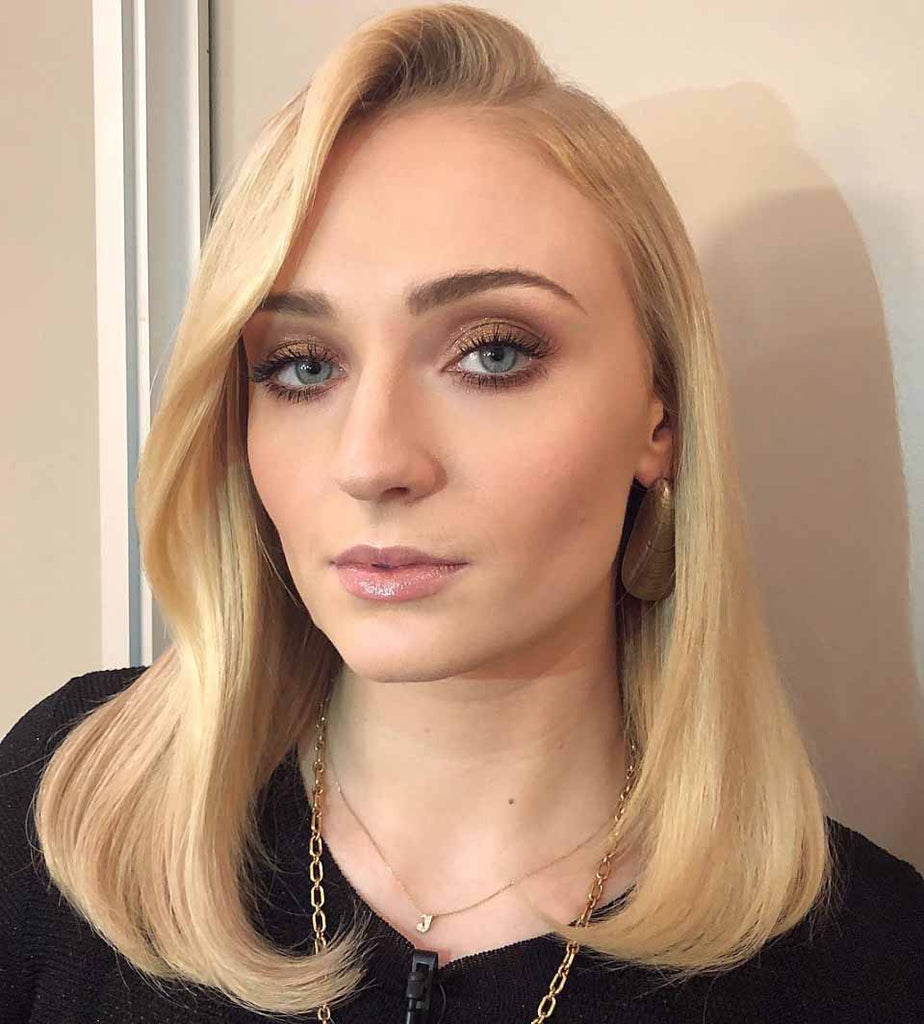 Sophie Turner Maquillage