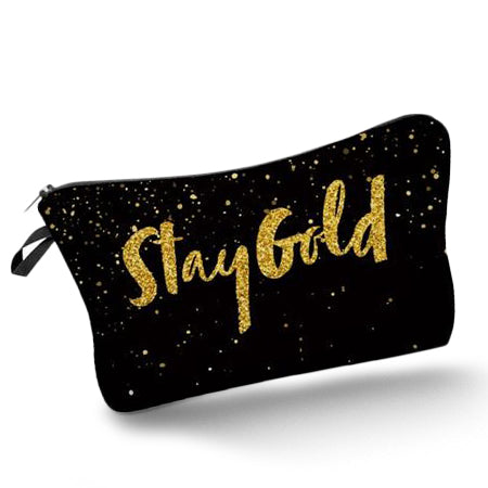 Trousse de Maquillage Stay Gold