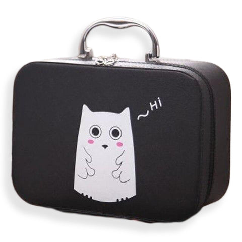 Vanity Case Rigide Chat