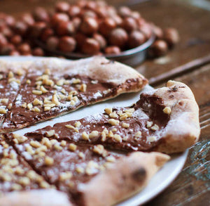 Nutella Pizza Kit - Perfect Dessert
