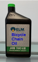 Bicycle Chain Oil - Biobased and Biodegradable