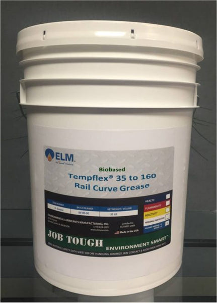 ELM TEMPFLEX® 35 TO 160 RAIL CURVE GREASE