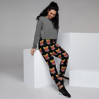 Grinnell Tattoo Print | Women's Joggers - Loosetooth.com