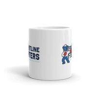Frontline Fighters Bear 11 oz. Mug - Loosetooth.com