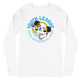 Youth League Puppy | Unisex Long Sleeve Tee - Loosetooth.com