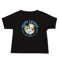 Youth League Puppy | Baby Tee - Loosetooth.com