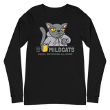 Work from Home Mildcats | Unisex Long Sleeve Tee - Loosetooth.com