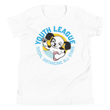 Youth League Puppy | Youth T-Shirt - Loosetooth.com