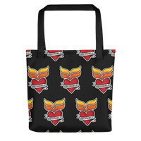 Grinnell Tattoo | Tote bag - Loosetooth.com