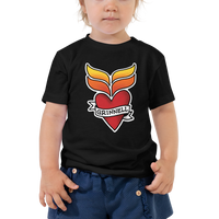 Grinnell Tattoo | Toddler Short Sleeve Tee - Loosetooth.com