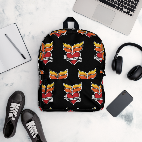 Grinnell Tattoo Backpack - Loosetooth.com
