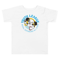 Youth League Puppy | Toddler Tee - Loosetooth.com