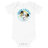 Youth League Puppy | Baby Bodysuit - Loosetooth.com