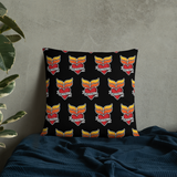 Grinnell Tattoo Print Pillow - Loosetooth.com